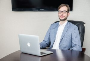 Jacek Łagódka - Oak&Berry CFO