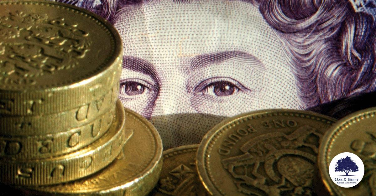 Kwota wolna od podatku w Anglii rośnie kolejny rok z rzędu
